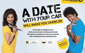 Mahindra A Date with your Car