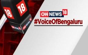 Voice of bengaluru on CNN-News18