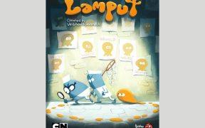 LAMPUT Cartoon Network