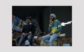 Actor Vijay Deverakonda's fashion brand 'Rowdy Wear', to be launched on Myntra