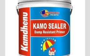 Kamdhenu Paints Launches Kamo Sealer Damp Resistant Primer