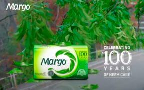 Founded in 1921, Jyothy Lab's Margo Soaps turned 100 this year