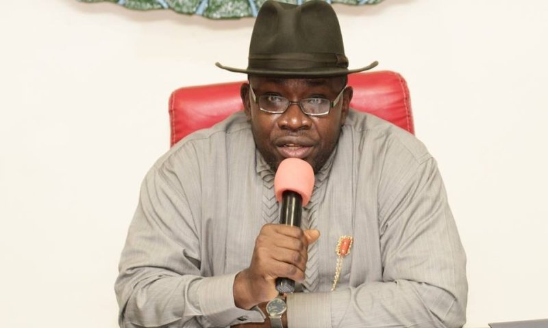 2019 election: Gov. Dickson reveals only way PDP can return to power