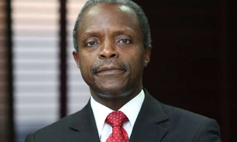 Osinbajo inaugurates committee to trace sources of terrorists' fund