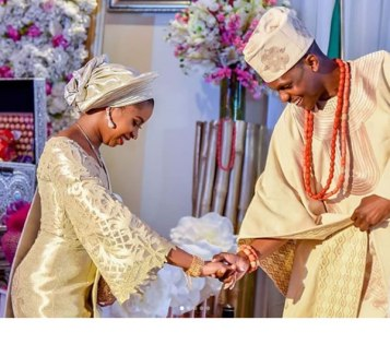 Osinbajo holds private engagement for daughter inside Aso Rock