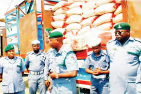 Customs seize 460 bags of poisonous rice in Sokoto