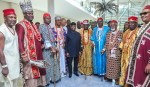 VP receives a delegation of Orumba communities of Anambra State