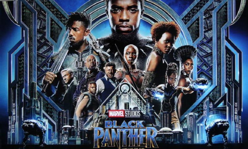 Black Panther breaks Titanic box office record