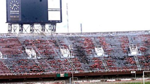 Buhari Cedes National Stadium To Lagos State Govt