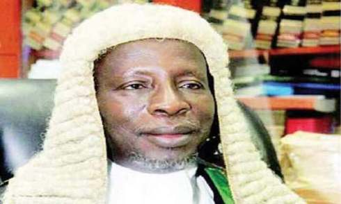 Abdul Kafarati sworn in as substantive chief judge of Federal High Court