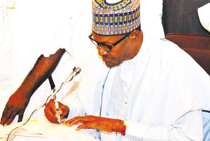Buhari: my concern about Budget 2018