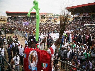 Osinbajo, Tinubu, governors to voters: stop PDP