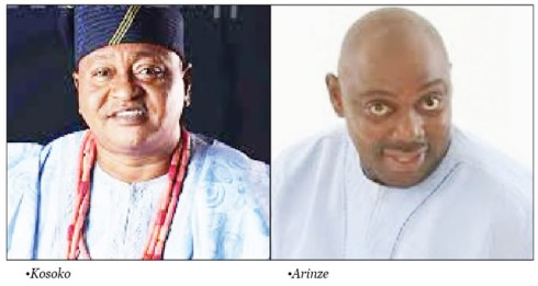 Kosoko, Arinze canvass parental support for kids in Funke