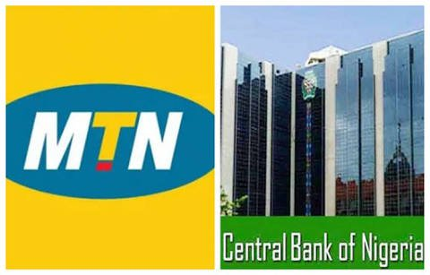 N5.87b fine: CBN reviews new evidence from banks, MTN