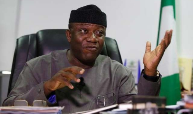 Declare your assets publicly, CACOL tells Fayemi
