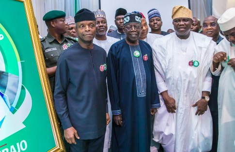 VP Osinbajo declares open National Committee of Buhari Support Groups (NCBSG)