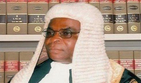 Court adjourns case seeking to stop CJN's trial
