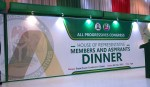PRESIDENT BUHARI DINNER WITH APC HOUSE OF REP MEMBERS AND CANDIDATES FOR 2019 ELECTION. FEB 4 2019