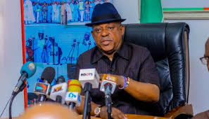 Probe PVCs supplied by APC candidate's firm, Secondus tells INEC