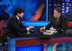 Daily Show Blago