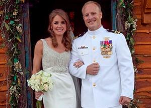 Jenna Lee Wedding  Jenna Lee Leif Babin  Jenna Lee Married
