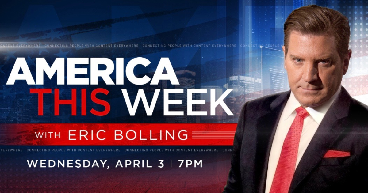 Exclusive Blazetv S Eric Bolling Launches New Show On