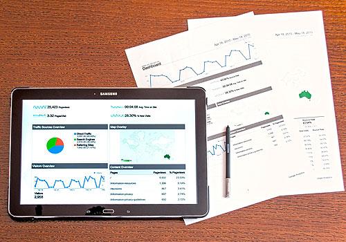 Analytics raportointi on hakukonemarkkinoinnin työkalu