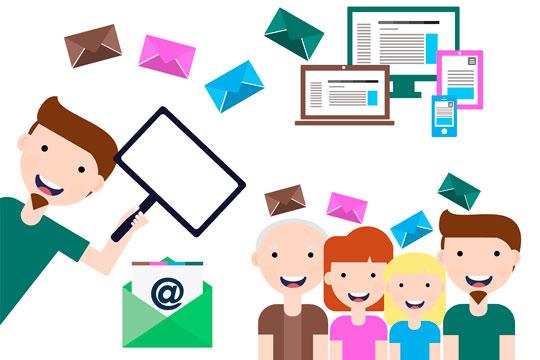 Kanta-asiakasmarkkinointiin sähköposti on erinomainen väline.