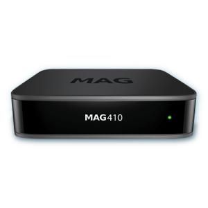 MAG 410 Android IPTV box