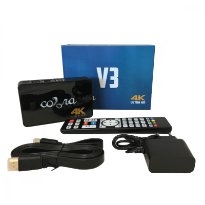 cobra iptv set top box