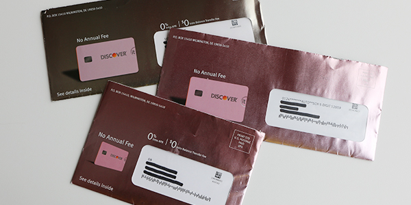 What We Discovered About The Discover It Direct Mail