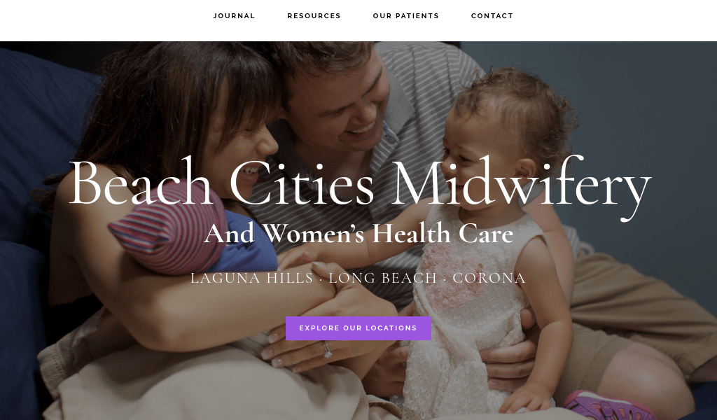 Beach Cities Midwifery