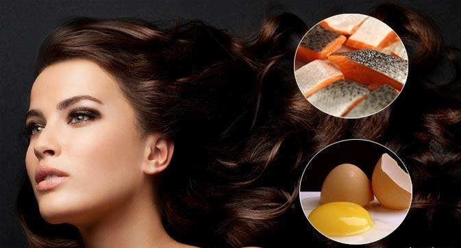 nutrisi untuk rambut