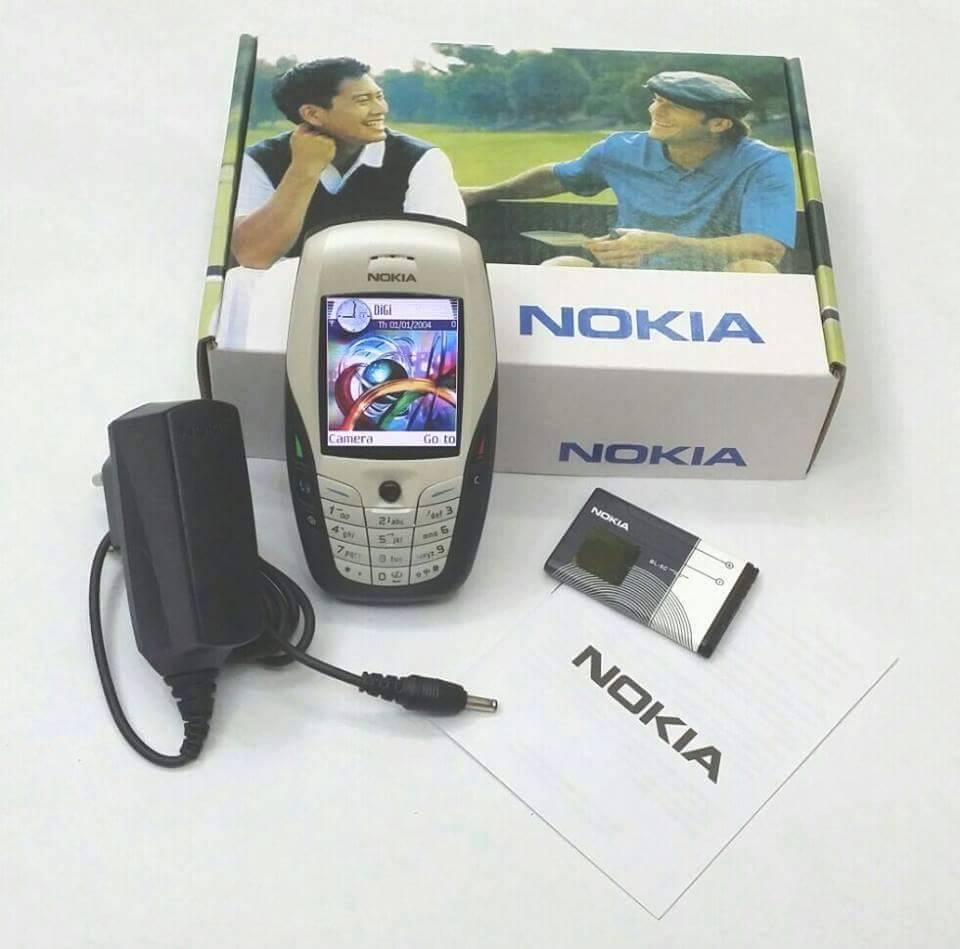 Nokia-6600 white