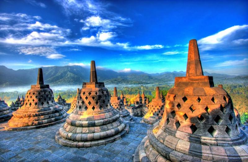 Candi Borobudur dan sejarahnya