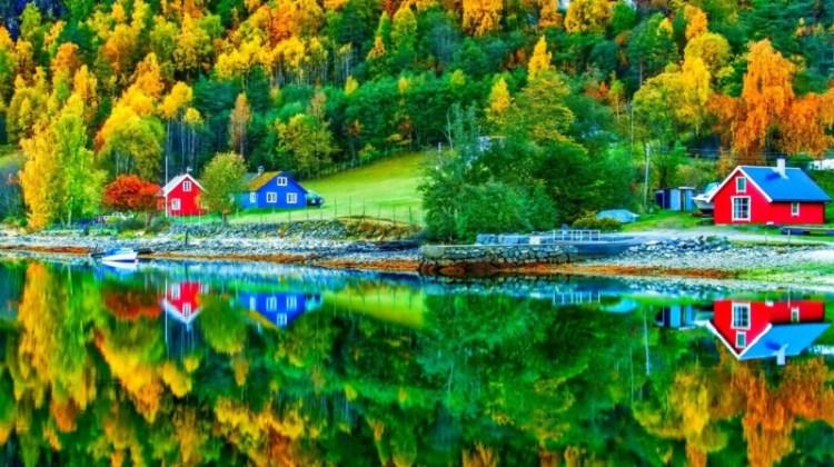 Gambar Pemandangan menajubkan