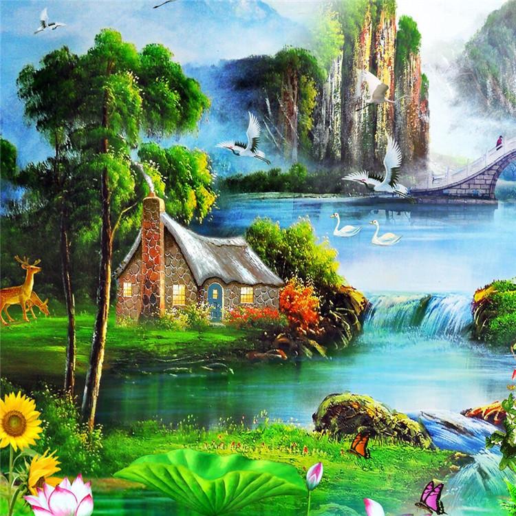 pemandangan alam eksotis