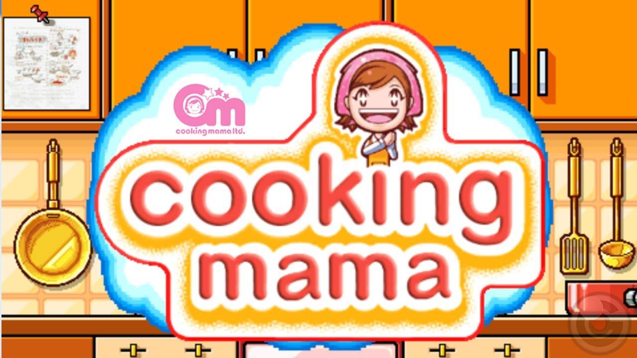 Permainan masak Cooking Mama Seasons