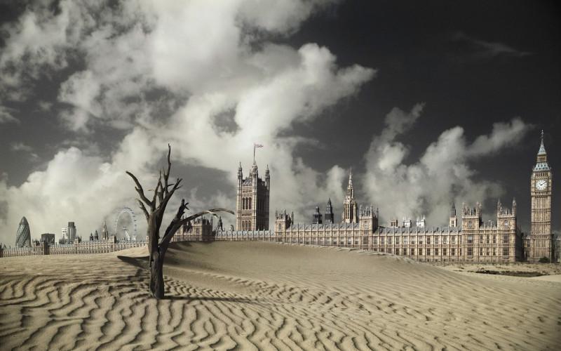 dampak pemanasan global kurang pepohonan