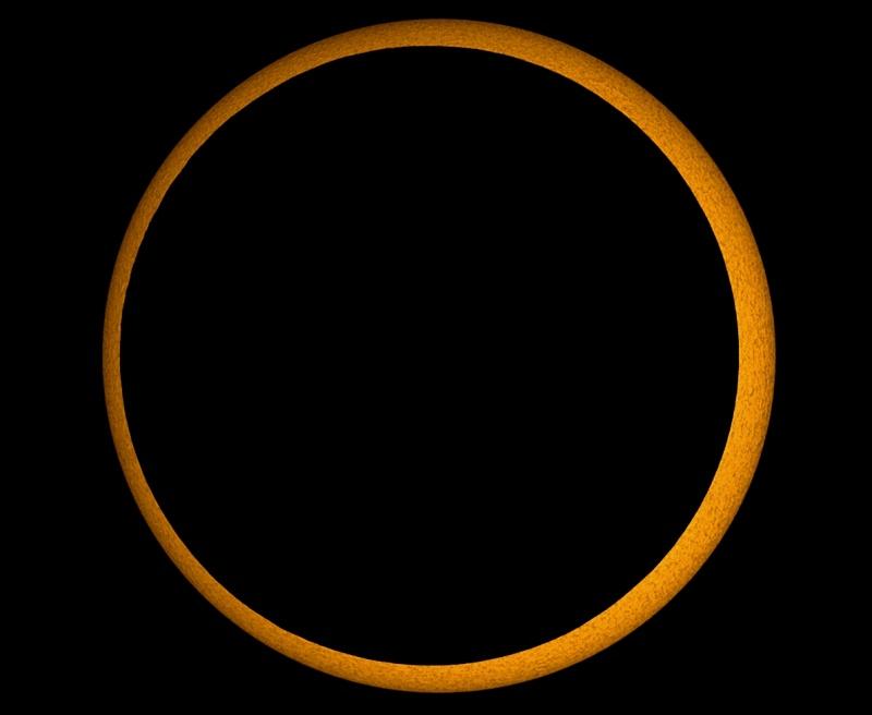 Gerhana Matahari Hibrida