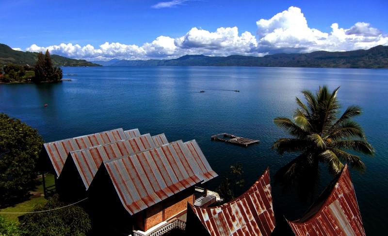 danau toba Tanjung Unta