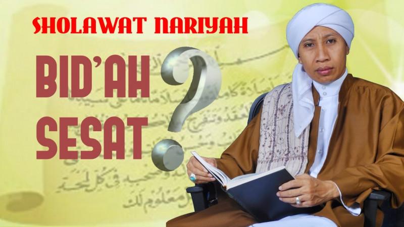 sholawat nariyah hukumnya