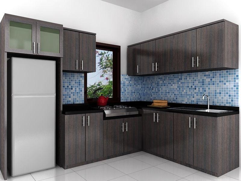 Dapur Minimalis 3x3