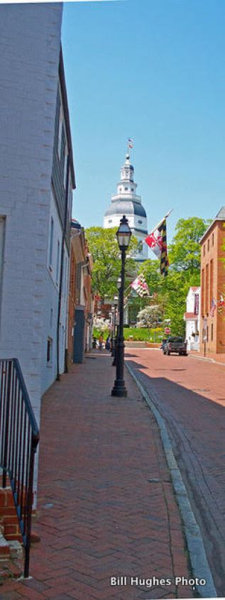 State House in Annapolis - MD