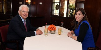 Ambassador Friedman meeting with Tzipi Hotovely
