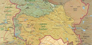 India claims the entire erstwhile princely state of Jammu and Kashmir based on an instrument of accession signed in 1947. Pakistan claims Jammu and Kashmir based on its majority Muslim population, whereas China claims the Shaksam Valley and Aksai Chin.