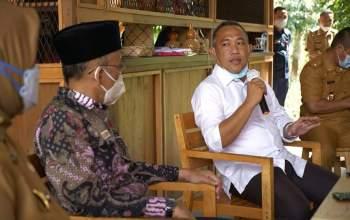 Permalink ke Kordinasi Pelaksanaan Program, Ombudsman RI Perwakilan Lampung Mengunjungi Tubaba