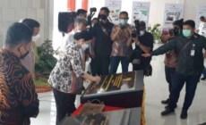 Permalink ke Selain Pulang Kampung, Puan Maharani Resmikan Bandara Taufiq Kiemas dan Jalan Fatmawati Soekarno