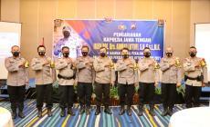 Permalink ke Kapolda Jateng Beri Arahan Persiapan Operasi Ketupat Candi 2021 Pada Kapolres Eks Wil Pekalongan dan Kendal