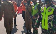 Permalink ke Anggota Koramil 13/Kranggan Patroli Pendisiplinan Prokes Di Jalan